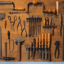 tools for book binding